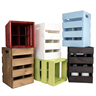 Image of 4 Bottle Wine Crate