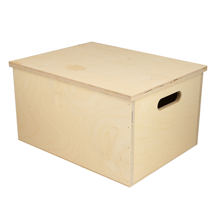 Image of Classic Wooden Chest