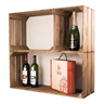 Image of Medium Rustic Display Crate