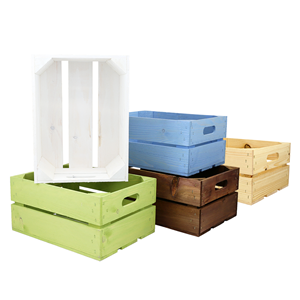 Image of Small Planter Crate