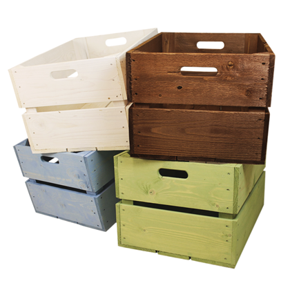 Image of Large Heavyweight Planter Crates