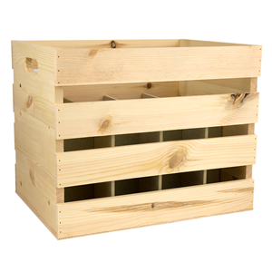 Image of 12 Bottle Wine Crate