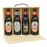 Image of Four Bottle Beer Box