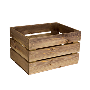 Image of Small Rustic Wooden Crates