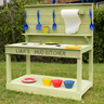 Image of Outdoor Kids Mud Kitchen