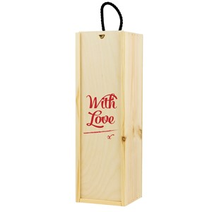 Image of With Love 1 Bottle Sliding Lid